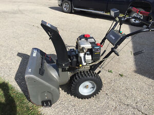 "Sears Craftsman 9.5Hp. / 27 ""Snowblower"