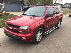 2002 Trailblazer