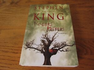 """""""Finders Keepers"""" by Stephen King - Brand New! Great Gift Idea! Kingston Kingston Area image 2"""