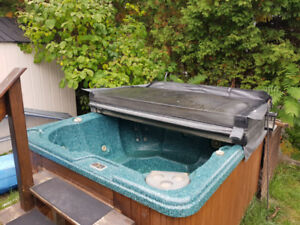 Spa Hydropool â donner /Hydropool Spa to give away