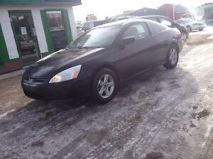 2006 Honda Accord Coupe (2 door)