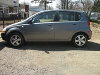 2007 Pontiac Wave Hatchback--JUST REDUCED!!!