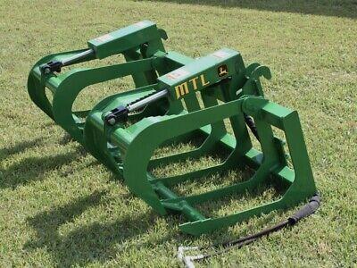 Mtl Attachments 72 Root Grapple Bucket Fits John Deere Tractor Loader-new 2020