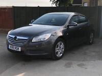 2011 Vauxhall Insignia 1.8 i VVT 16v Exclusiv Hatchback 5dr Petrol Manual