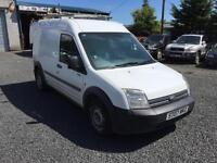 Ford Transit Connect 1.8TDCi ( 110PS ) 2007 07 reg T230 LWB L no mot