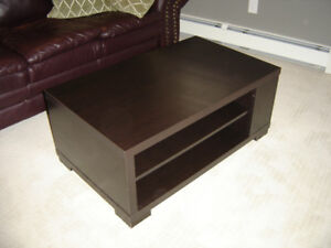 Matching Set of End Tables (2), Coffee Table and TV/AV Stand