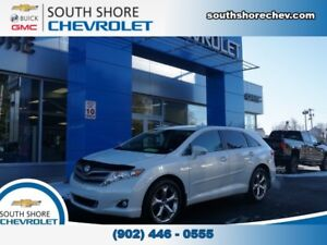 2015 TOYOTA VENZA WELL MAINTAINED - LEATHER INTERIOR