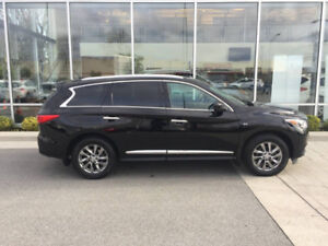 2015 INFINITI QX60 Premium Pkg , Local car, only 35427 kms