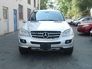 2008 Mercedes Benz ML320 CDI, oil cooler and turbo just serviced