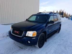 2004 GMC Envoy XL, winter and summer tires included