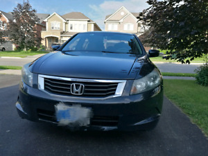 Honda accord 2008 lx black 150K kms