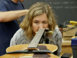 "Conestoga College ""Guitar Repair and Design"" Courses"