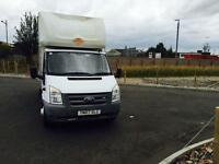 FORD TRANSIT T350 115PSi LUTON LWB TAIL-LIFT 2007