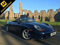 Porsche Boxster 2.5 **55,000 Miles - Full History - Tan Leather**