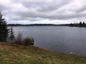 Prime waterfront land for sale Porters Lake