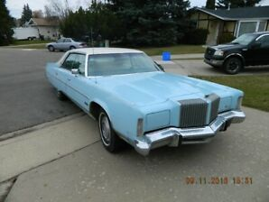 1976 Chrysler New Yorker