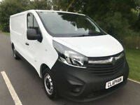 2015 65 VAUXHALL VIVARO 1.6CDTI 115BHP 2900 L2 H1 1 OWNER ANY UK DELIVERY