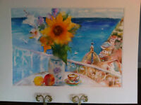 Canadian Art - Oil Paintings, Watercolours, and Lithos