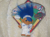 1992 World Series Toronto Blue Jays Forest Troll