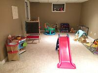 Last minute/ drop in childcare