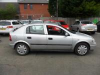 Vauxhall Astra 1.6i Club - 6 Months MOT, 1 month warranty & 1 year AA Cover