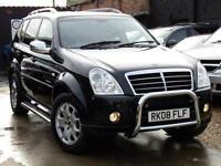 Ssangyong Rexton 2.7 Automatic RX 270 SX XVT EDITION 4x4 2008 (08)