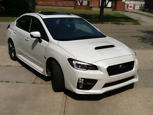 2017 Subaru WRX Sport Tech Package Sedan