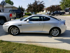 2008 Hyundai Tiburon GS with sport package