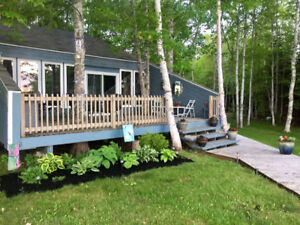 Peace and Tranquility at its best! Cottage For Sale, Long River