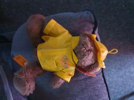Reeses teady bear
