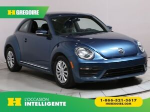 2017 Volkswagen BEETLE CLASSIC A/C GR ELECTRIQUE BLUETOOTH CAMER