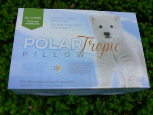 Polar Tropic™ Body Pillow -- COOL  PRICE