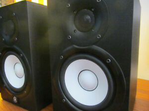 Yamaha HS5 Monitors / Speakers (FULL PAIR OF 2) - $400