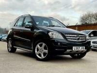 2007 MERCEDES M Class ML 320 CDI SPORT Auto ESTATE Diesel Automatic