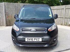 2016 Ford CONNECT LWB Ltd **NO VAT** LWB Panel Van Diesel Manual