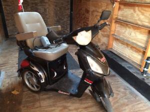E-bike Mobility Scooter