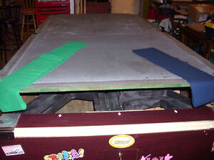 3.5 x 7ft Valley 3 quarter  inch slate  ZD8 Pool Table