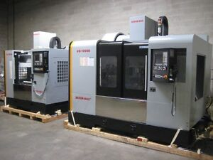 BARON MAX CNC LATHES AND VERTICAL MACHINING CENTRES