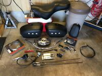 various Harley parts for sale best offer