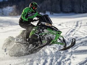2017 Arctic Cat XF 6000 Cross Country Limited ES (137) Regina Regina Area image 2