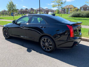 2017 Cadillac ATS ($2000 CASH incentive - Lease Transfer)
