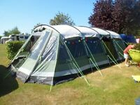 Tent, trailer and camping equipment