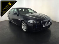 2013 BMW 520D M SPORT AUTOMATIC 1 OWNER BMW SERVICE HISTORY FINANCE PX WELCOME