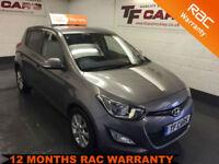 2013 13 reg Hyundai i20 1.1CRDi ( 74bhp ) FREE ROAD TAX Active FINANCE AVAILABLE