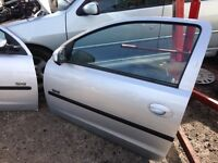Vauxhall Opel corsa n/s/f door passenger side