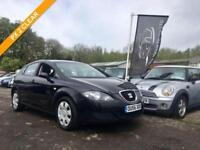 2006 56 SEAT LEON 1.6 16V REFERENCE 5DR 101 BHP