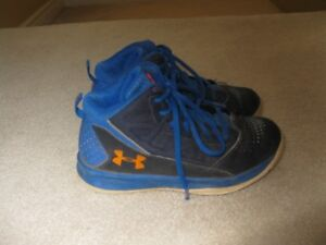 Under Armour Kids Basketball Sneakers