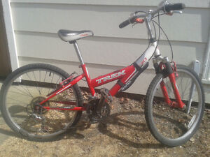 Trek youth mountain bike