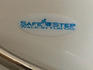 safe step walkin tub