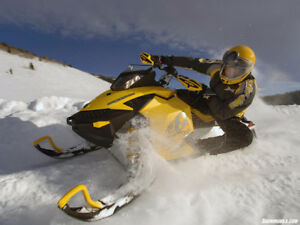 2003 & UP SKIDOO MXZ REV XP SLEDS - BLOWN / WRECKED WANTED